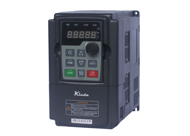 High Frequency 1 Hp Variable Frequency Drive , Vfd Phase Converter 0.75KW