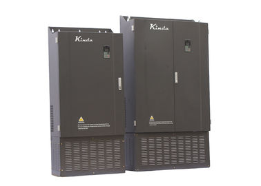 Intelligent 3 Phase Vector Drive Vfd , 200KW 260 HP Vector Control Inverter